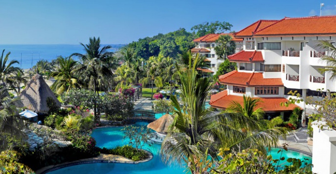 Отель Grand Mirage Resort & Thalasso Bali 5*