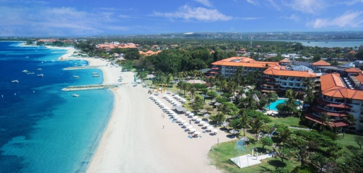 Отель Grand Mirage Resort & Thalasso Bali 5*, Индонезия
