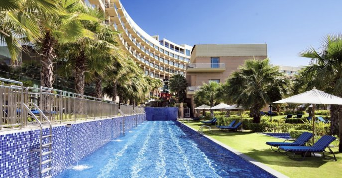 Отель Rixos The Palm Dubai 5*