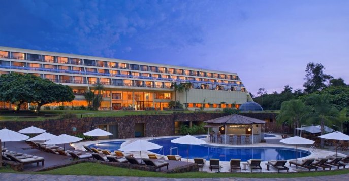 Отель Sheraton Iguazu Resort & Spa 5*