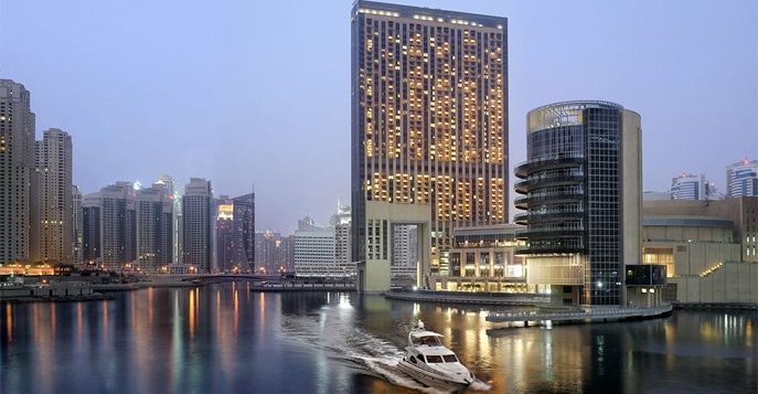 Отель The Address Dubai Marina 5*