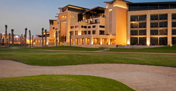 Отель The Westin Abu Dhabi Golf Resort & Spa 5*