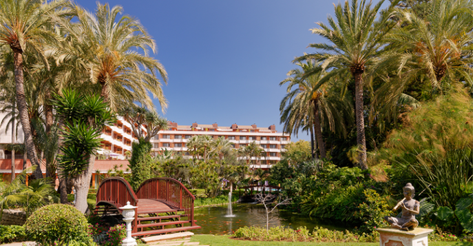 Отель Hotel Botanico & The Oriental Spa Garden 5*
