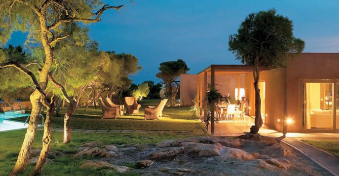 Отель Cape Sounio, Grecotel Exclusive Resort 5*