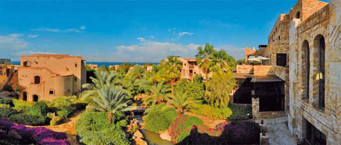 Отель Movenpick Resort & Spa Dead Sea 5*