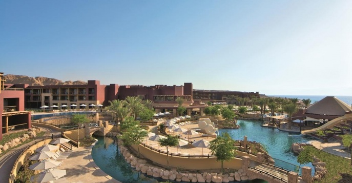 Отель Movenpick Resort and Spa Tala Bay Aqaba 5*