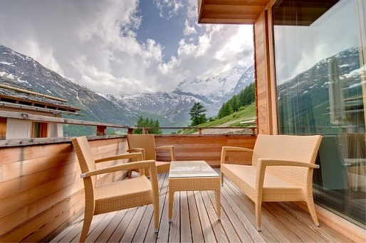 Отель Mountain Exposure Chalet Chloe 5* - Саас-Фе, Швейцария