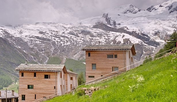 Отель Mountain Exposure Chalet Chloe 5*