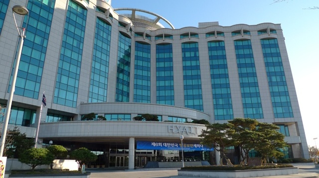 Отель Hyatt Incheon 5*