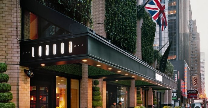 Отель The London NYC 5*