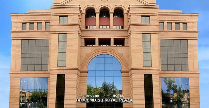 Отель Royal Plaza Hotel 4*
