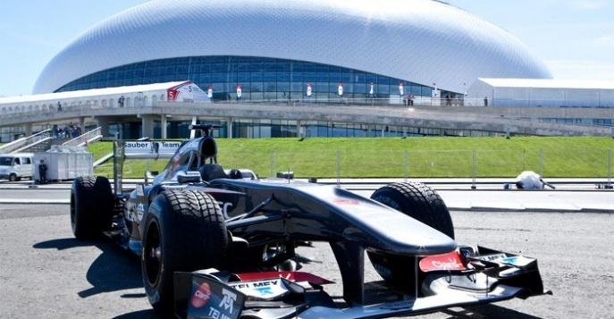 Гран-при Формулы-1 в России: легендарные гонки в Сочи