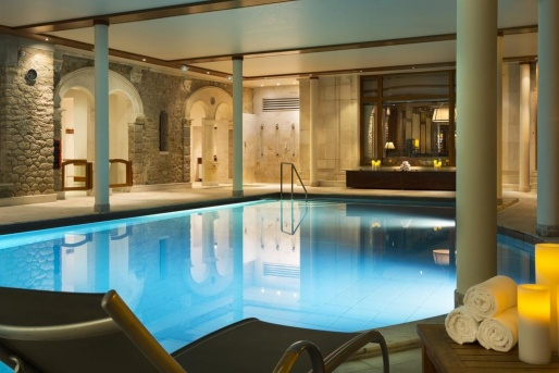 Отель Royal Thalasso Barriere 4*, Франция