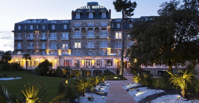 Отель Royal Thalasso Barriere 4*