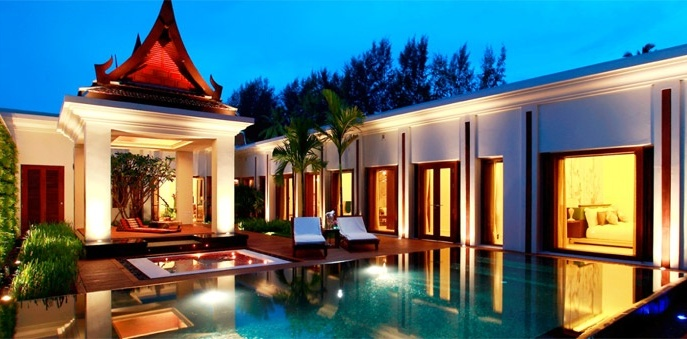 Отель Maikhao Dream Villa Resort & Spa Phuket 5*