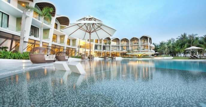 Отель The Shells Resort & Spa Phu Quoc 5*