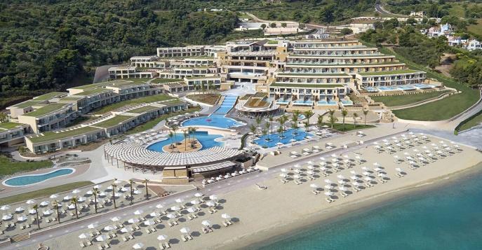Miraggio Thermal Spa Resort - откройте для себя роскошную Грецию