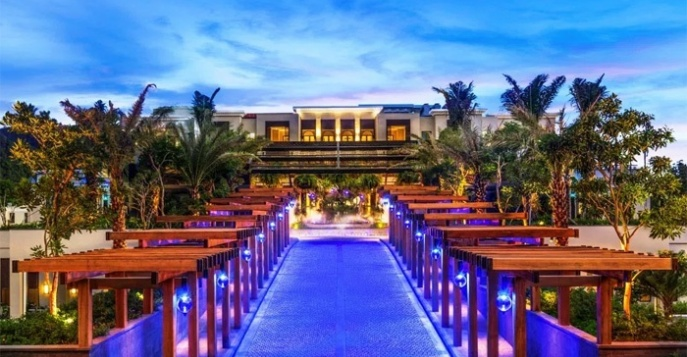 Отель The St. Regis Langkawi 5*