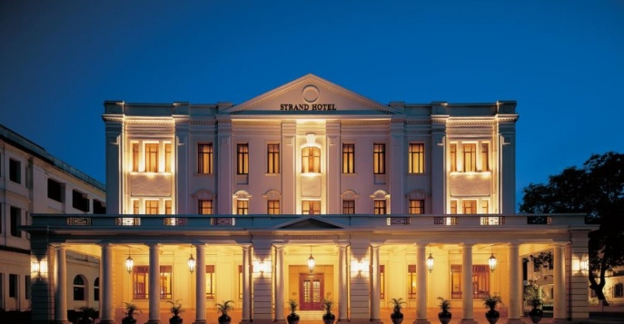Отель The Strand Yangon 5*