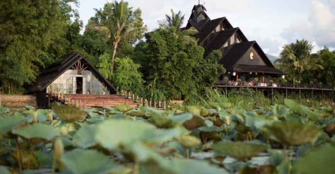 Отель Inle Princess Resort 5*