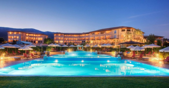 Отель The St. Regis Mardavall Mallorca Resort 5*