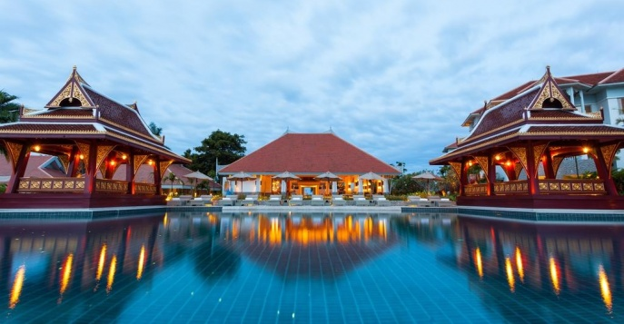 Отель Amatara Resort & Wellness 5*
