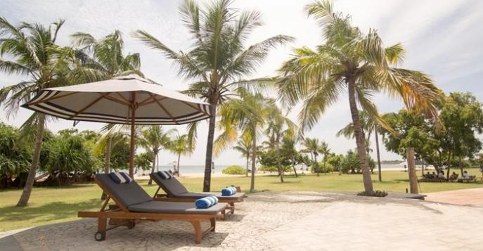 Отдых в лучших отелях Восточного побережья Шри-Ланки