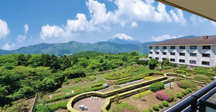Отель Green Plaza Hakone 4*