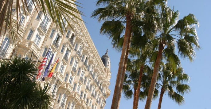 Отель InterContinental Carlton Cannes 5*