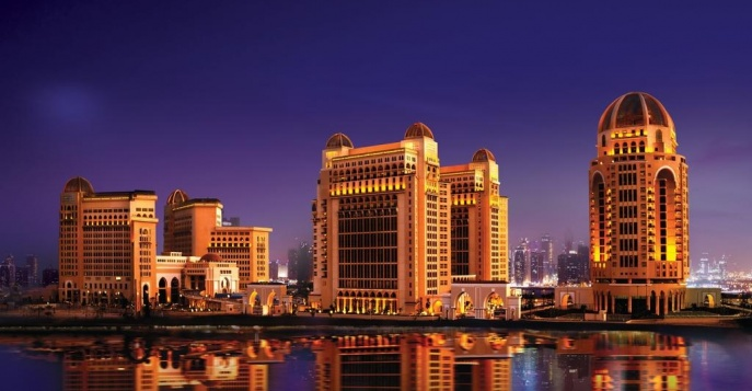 Отель The St. Regis Doha 5*