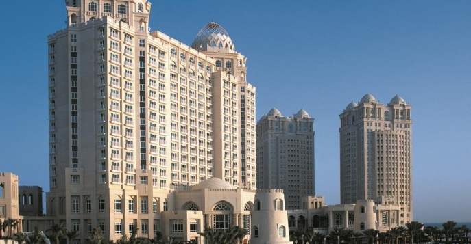 Отель Four Seasons Hotel Doha 5*