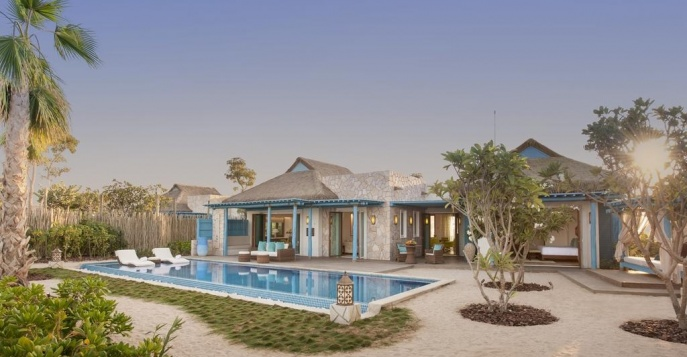 Отель Banana Island Resort Doha by Anantara 5*