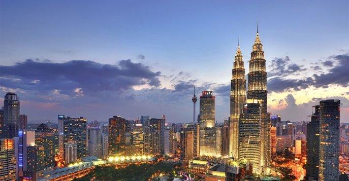 Комбинированный тур в Малайзию, цены на 2021-2022 год