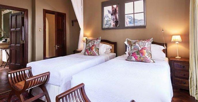 Daisy Superior room, Эксклюзивный бутик-отель Giraffe Manor - Найроби, Кения