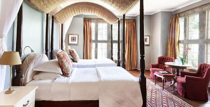 Helen Superior room, Эксклюзивный бутик-отель Giraffe Manor - Найроби, Кения