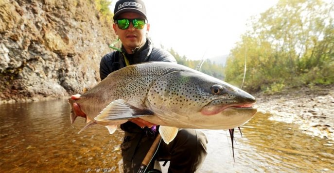 Рыболовный тур на Сахалин в 2021 году. Подбор тура