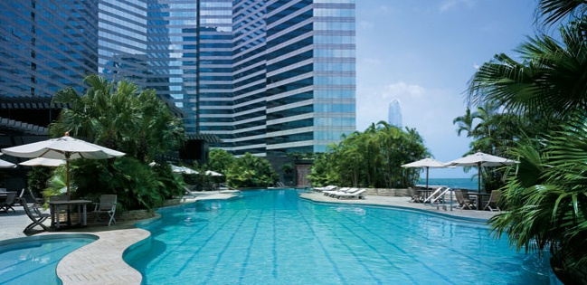 Отель Grand Hyatt Hong Kong 5*
