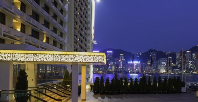 Отель Marco Polo Hong Kong 5*