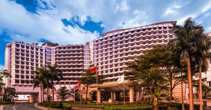 Отель Harbour Plaza Metropolis 4*