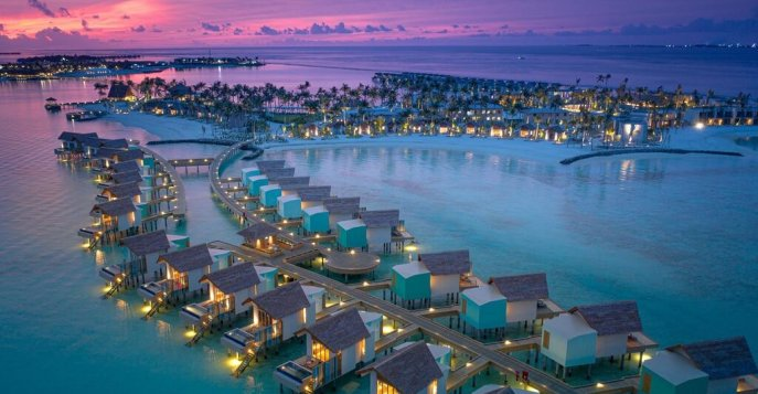 Отель Hard Rock Hotel Maldives 5*, Мальдивские острова
