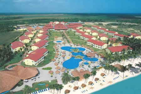 Отель Santana Beach Resort 4*