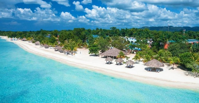 Отель Beaches Negril 4*Luxe
