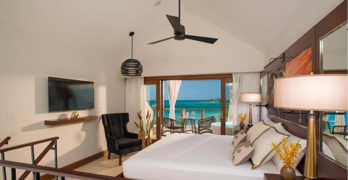 Отель Sandals Negril Beach Resort & Spa 4*Luxe, Ямайка