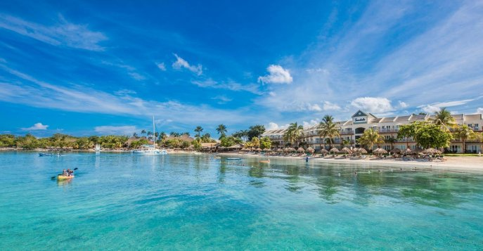 Отель Sandals Negril Beach Resort & Spa 4*Luxe