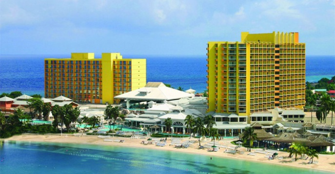 Отель Sunset Jamaica Grande 4*