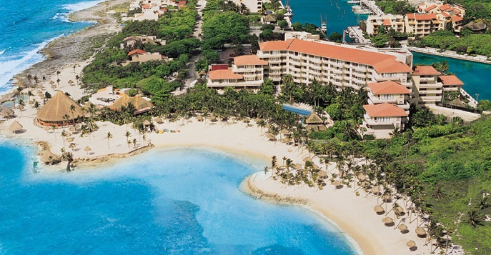Отель SunScape Puerto Aventuras 5*