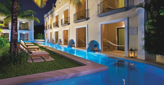 Отель Dreams Tulum Resort & Spa 5*