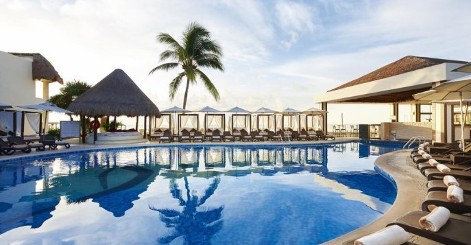 Отель Desire Resort & Spa Riviera Maya 5* - Пуэрто-Морелос, Мексика