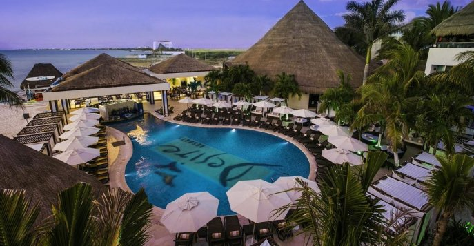 Отель Desire Resort & Spa Riviera Maya 5*