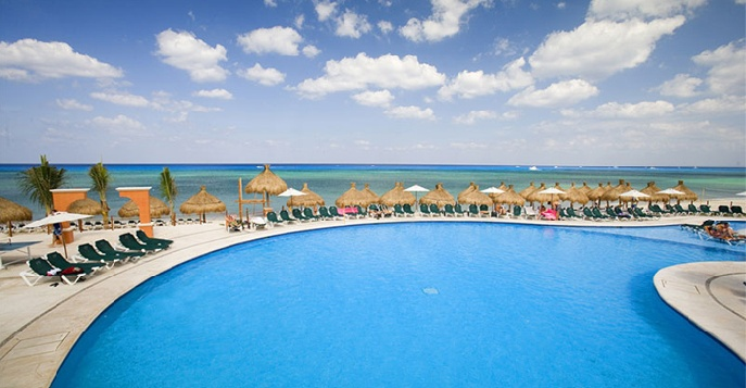Отель Occidental Grand Cozumel 5*